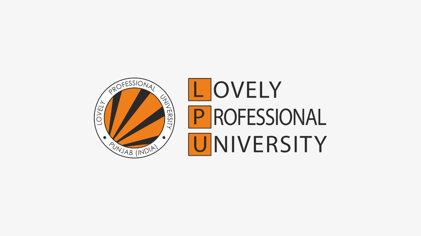 LPU India Film Services